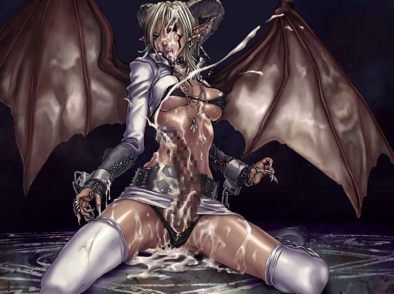 Hentai demon wallpaper sex movie