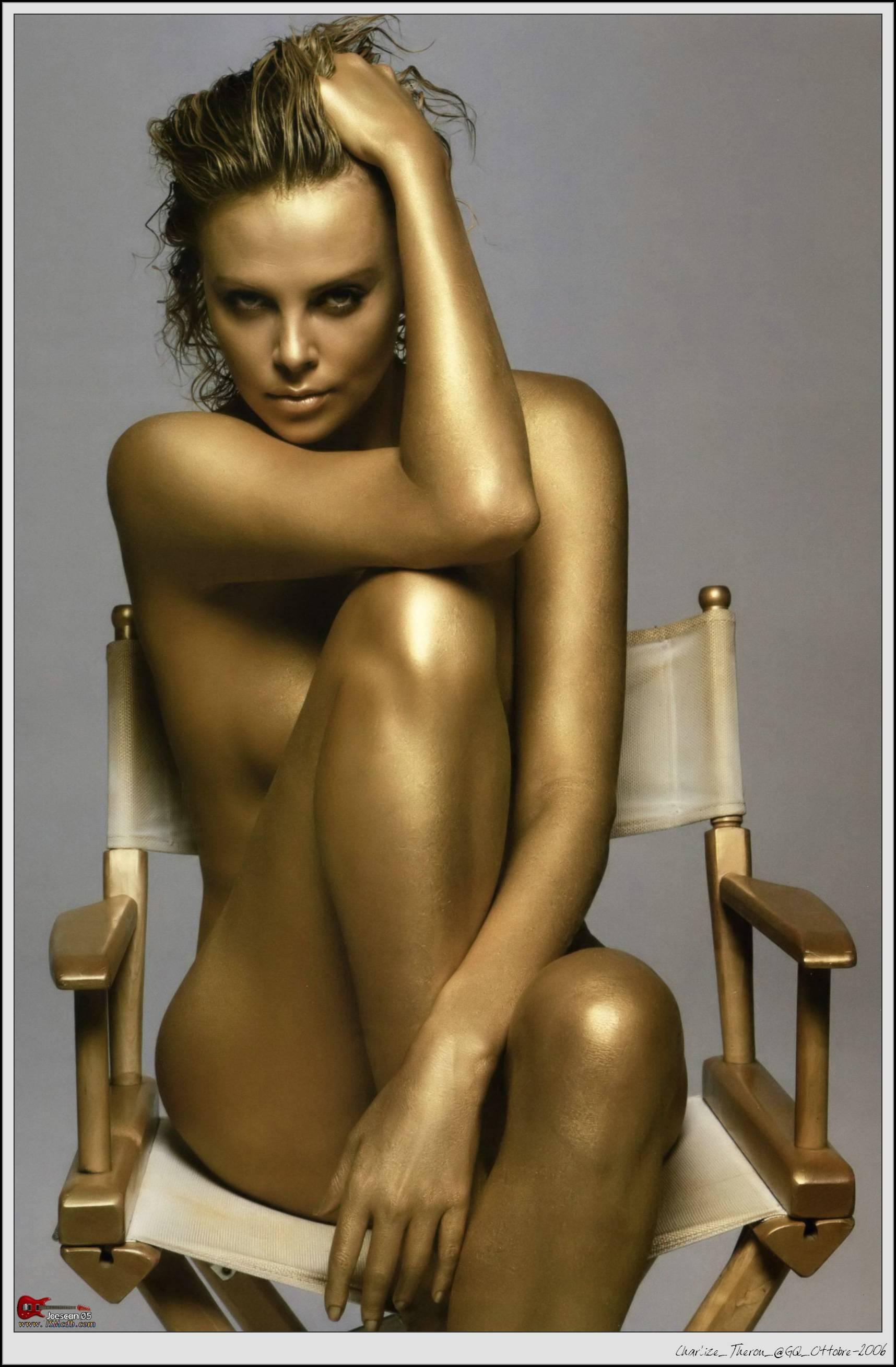 Charlize theron porno nude videos