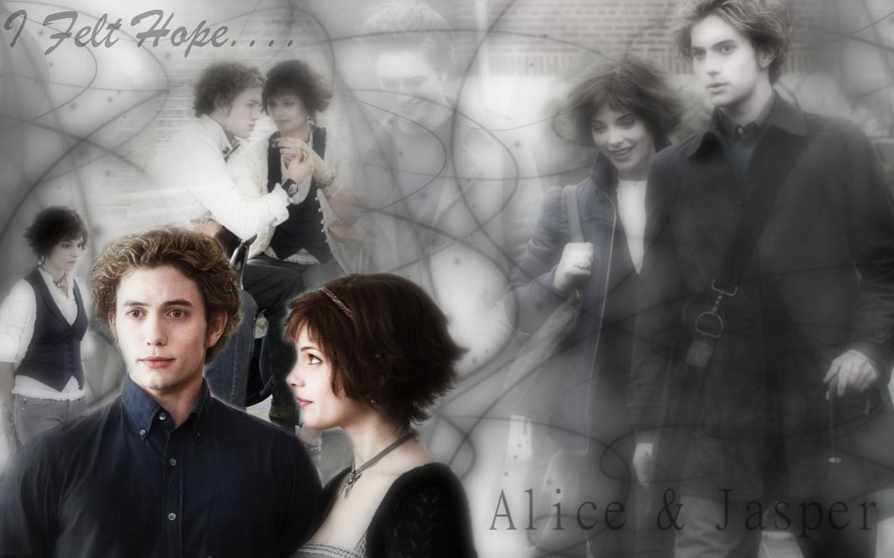 Alice and Jasper by Luna XNeville