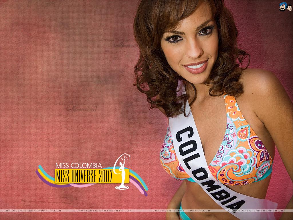 Мисс колумбия порно
