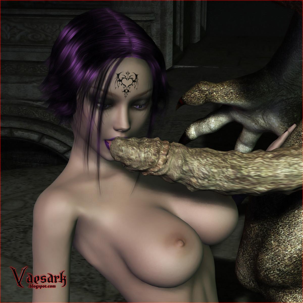 Monstersexcartoons pics erotic videos
