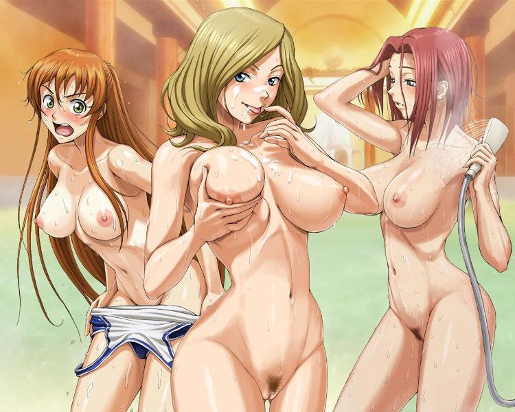 рисунки порно аниме