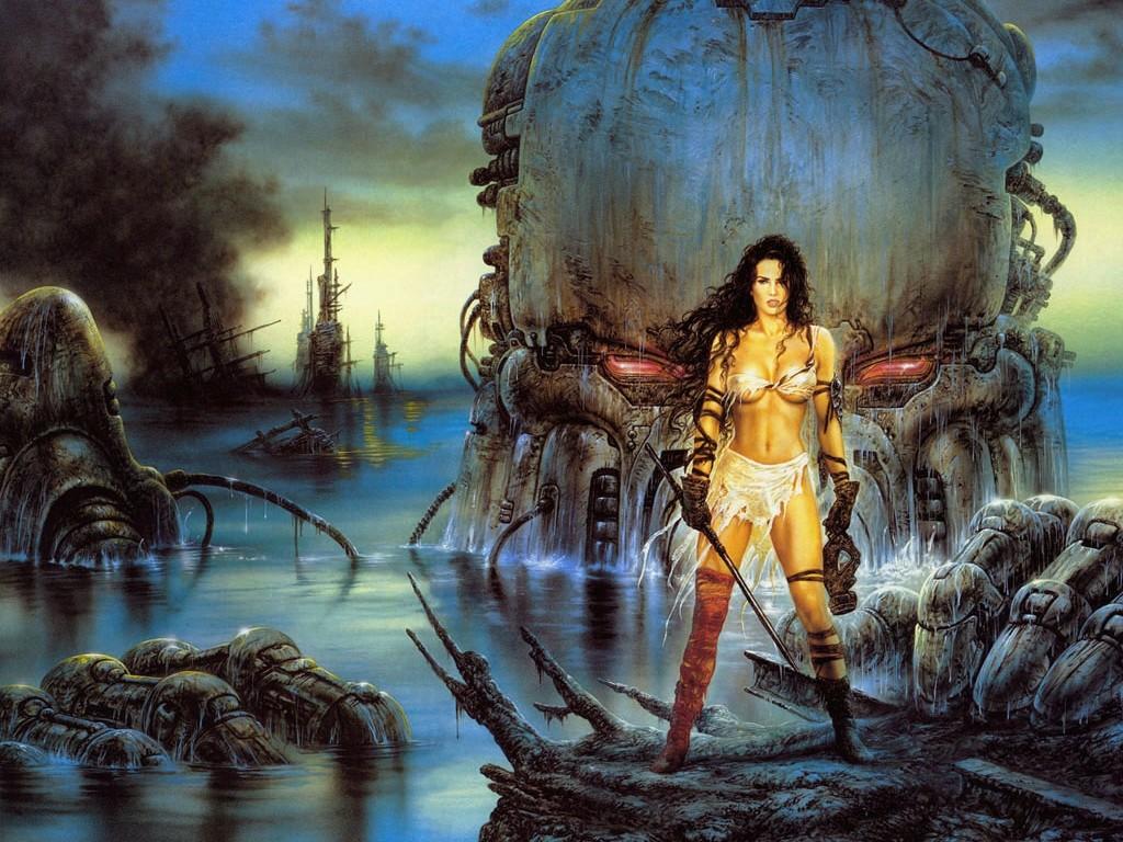 Fantasy Art Luis Royo 028
