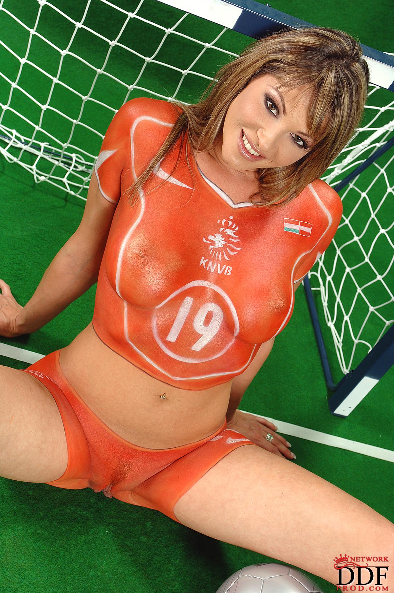 Opinion Paint girl world cup xxx apologise